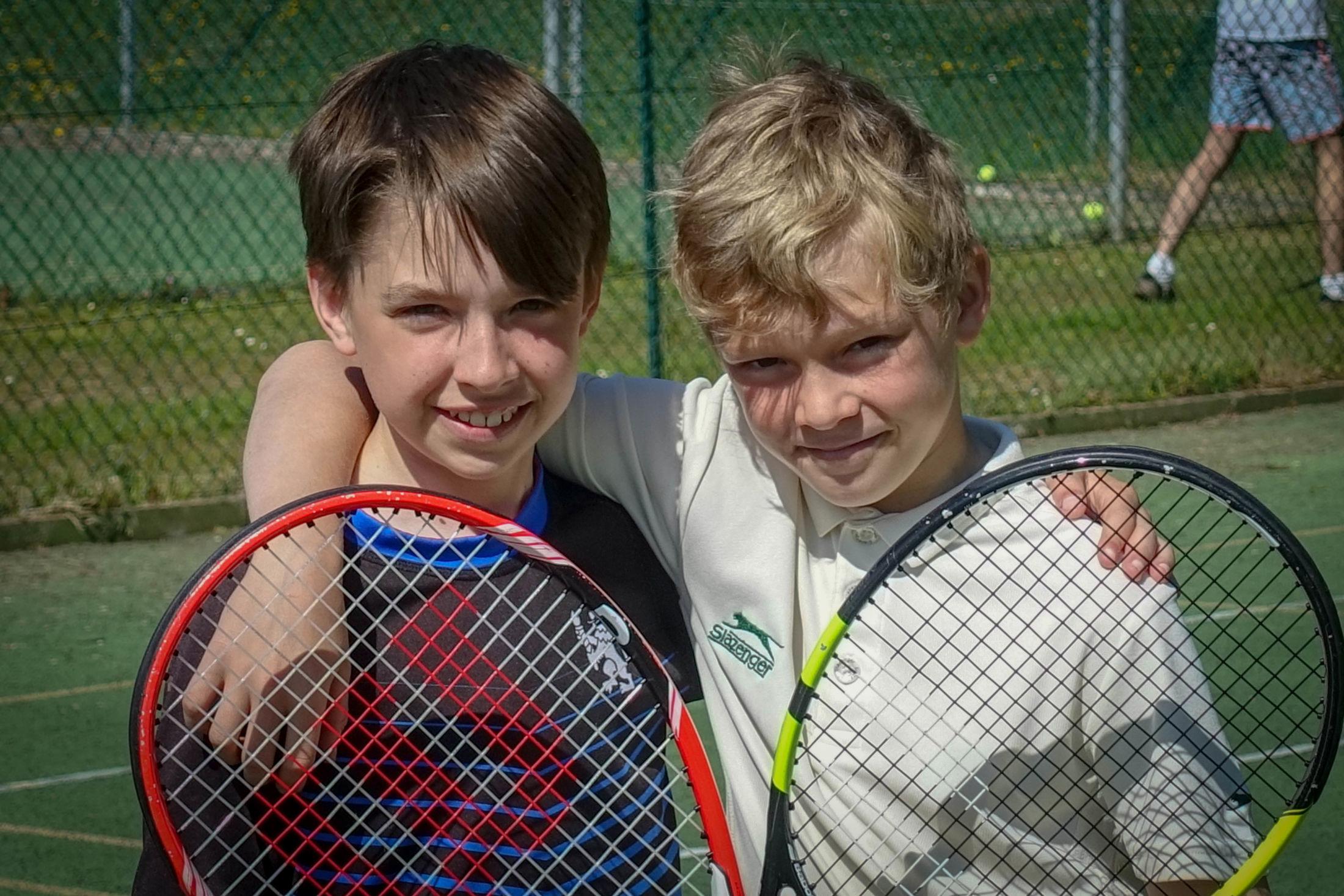 Tennis at St David's College